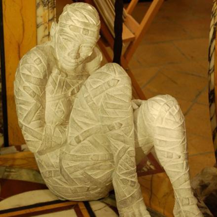 Galleria San Francesco Assisi opere rabarama