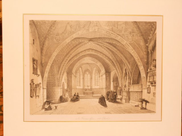 Galleria d'arte San Francesco Assisi - stampe antiche