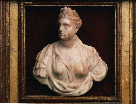 Galleria d'arte San Francesco Assisi - piani in marmo